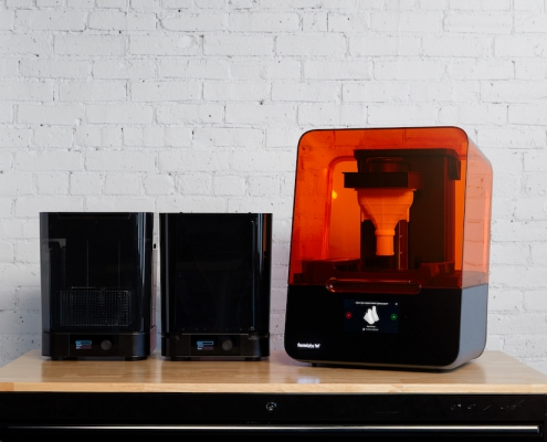 Formlabs Form 3 - Wash & Cure
